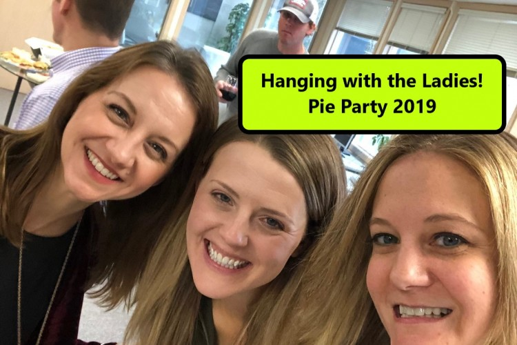 Pie Party 2019_The Girls
