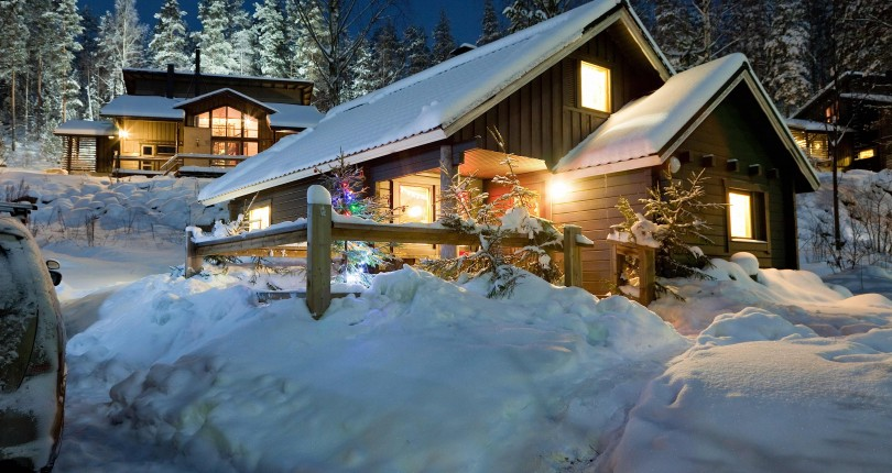 How to Winterize a House