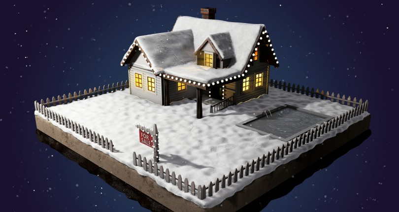 Winter Is the Best Time for Home Buyers